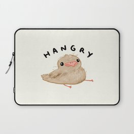 Hangry Chick Laptop Sleeve
