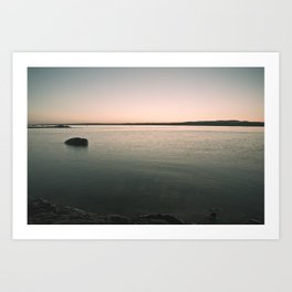 St-Lawrence Art Print