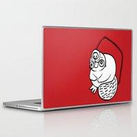 beaver Laptop & iPad Skins featuring Beaver by JuPON