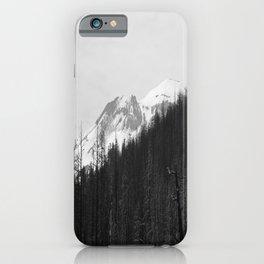 Trees Die iPhone Case