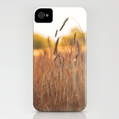 Field of Gold iPhone (4, 4s) Slim Case