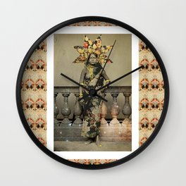 Ayah Wall Clock