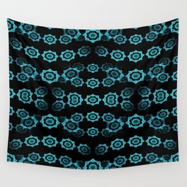 Floating by.... Wall Tapestry