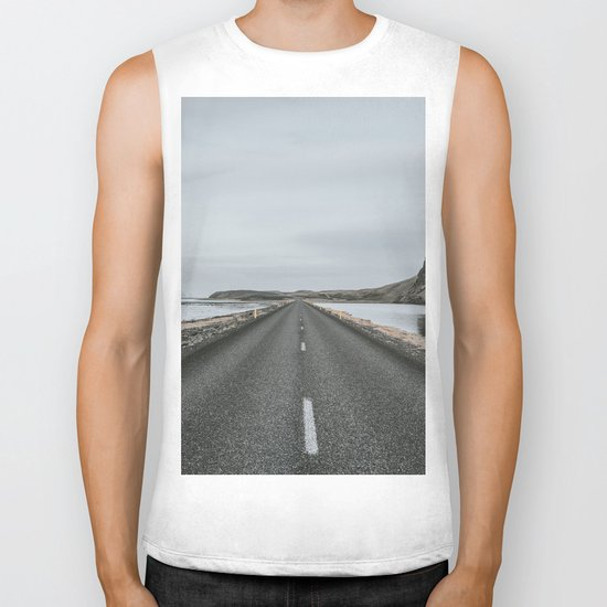 Empty Road - A Love Story Biker Tank