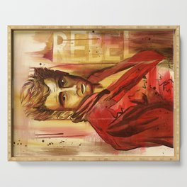Rebel Without a Cause Serving Tray