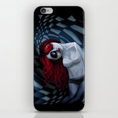 the dark side of my mind hurts iPhone & iPod Skin
