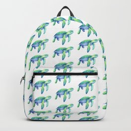 Green Sea Turtle Backpack