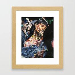 chella Framed Art Print