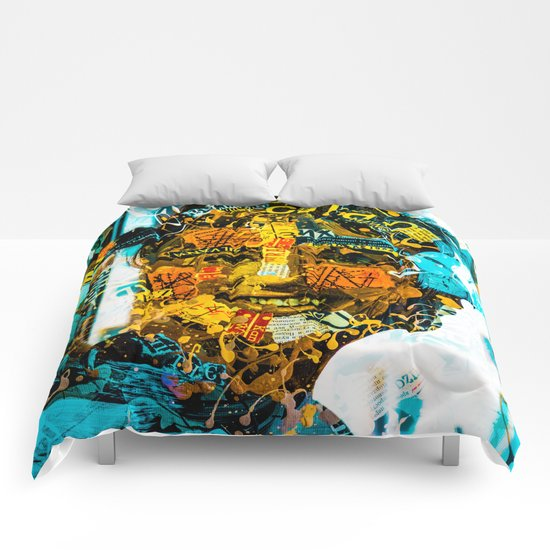 face to face Comforters