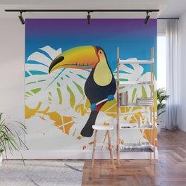 Toucan Wall Mural