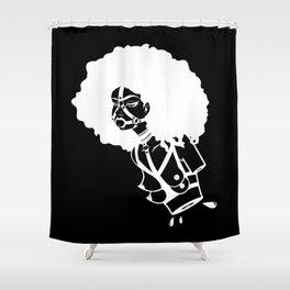 Bondage Shower Curtain