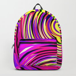 Rotating in Circles Series 06 Backpack