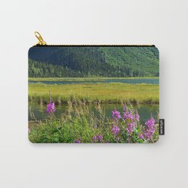 July at Tern Lake Carry-All Pouch