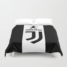 Christiano Ronaldo Juventus Duvet Cover