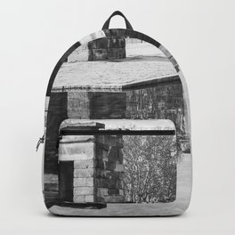Egyptian Temple Backpack