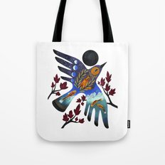 Life Cycles Tote Bag