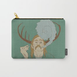 Rust Cohle - True Detective Carry-All Pouch