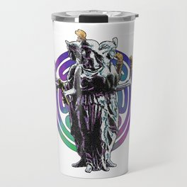 Hecate - Stained Glass Travel Mug