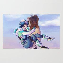 Mink & Aoba Rug