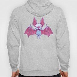 Albino Vampire Bat Hoody