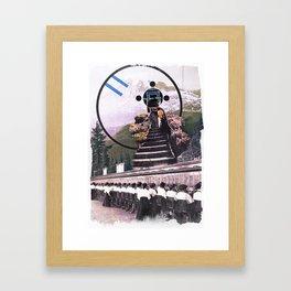 To LaLa Land Framed Art Print