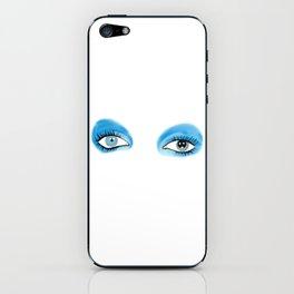 Life on Mars - Eyes iPhone Skin