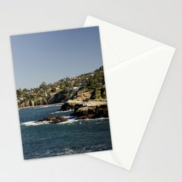 Lazy Day in La Jolla Stationery Cards