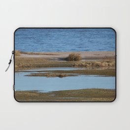 At the beach 5 Laptop Sleeve