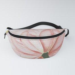 Pink Anthurium Fanny Pack