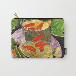 Henri Matisse Goldfish 1911 Carry-All Pouch