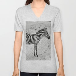Lonely Foal Unisex V-Neck