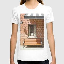 Afternoon Light Street Photography T-shirt