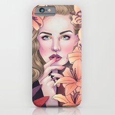 I'd be love and sweetness if I had you iPhone 6s Slim Case
