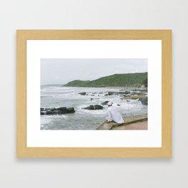 VAGATOR VIEWS Framed Art Print