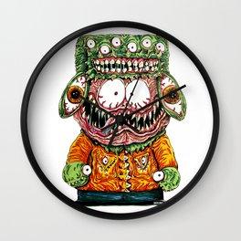 Monster Boy Wall Clock