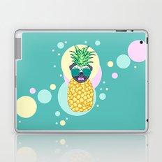 pineapple pug Laptop & iPad Skin