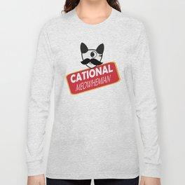 Catty Bo Long Sleeve T-shirt