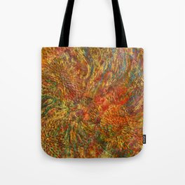 When love is painting... Tote Bag