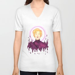 Captain of the Galaxy Unisex V-Neck