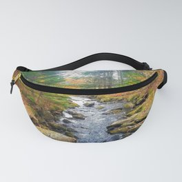 Vermont in Fall Fanny Pack