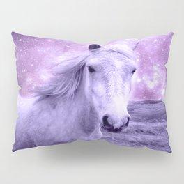 Lavender Horse Celestial Dreams Pillow Sham