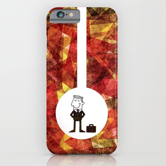 Time Out iPhone & iPod Case