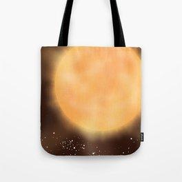 Tau Ceti space art poster. Tote Bag