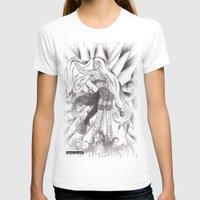 jasmine T-shirts featuring Jasmine by DESINK