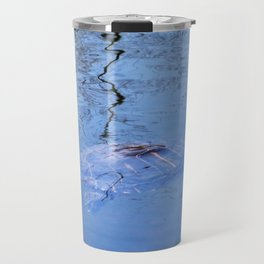 PAINTED TURTLE CAME OUT FOR SPRING BREAK Travel Mug