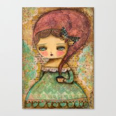 The Queen Marie Antoinette Canvas Print