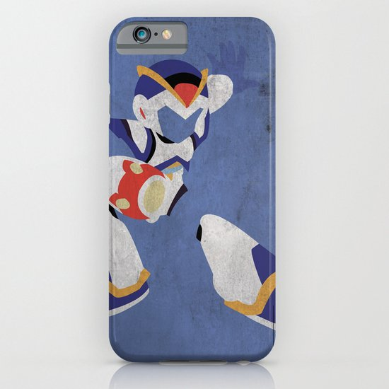 Megaman X iPhone & iPod Case