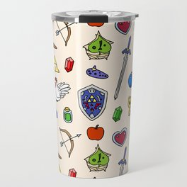 Zelda pattern Travel Mug