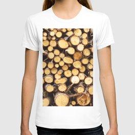 Wood! T-shirt