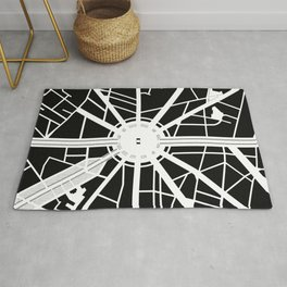 Arc de Triomphe. Paris Rug